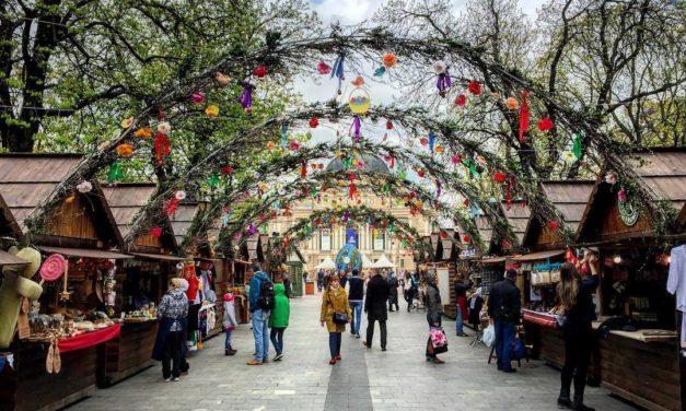 Великодній ярмарок у Львові запрацює 5 квітня. Деталі святкування