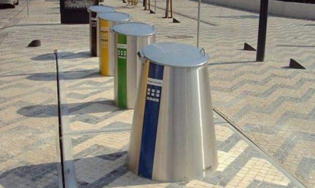 У центрі Львова хочуть встановити підземні контейнери для сміття