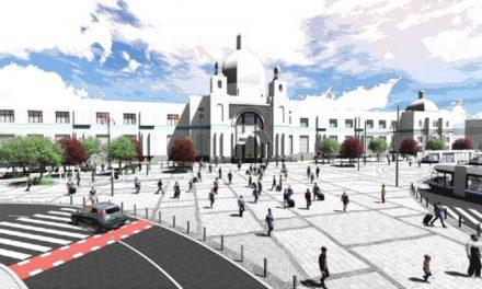 Як виглядатиме площа Двірцева після реконструкції
