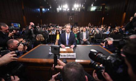 Цукерберга допитали на сенатських слуханнях