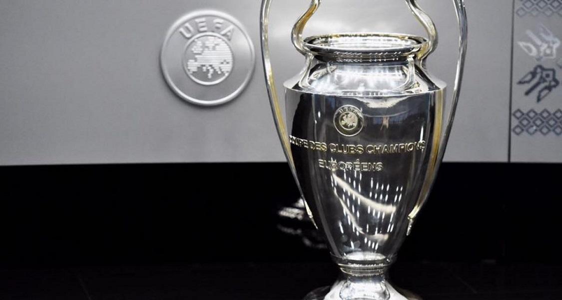 Завтра до Львова привезуть кубок Ліги чемпіонів