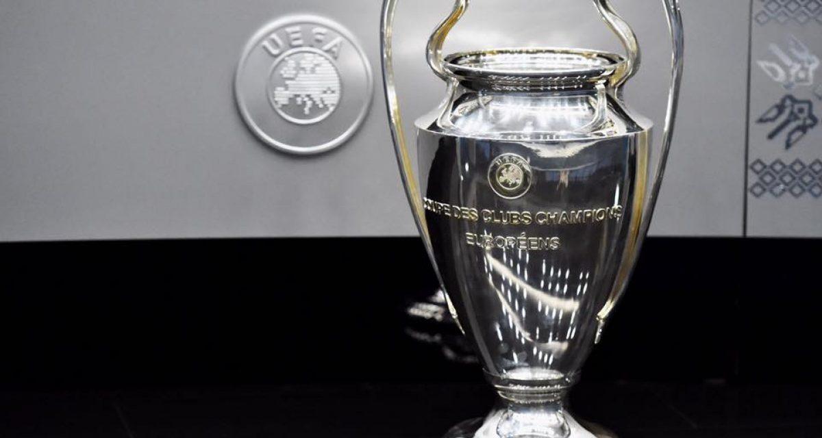 До Львова їдуть трофеї Ліги чемпіонів