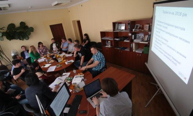 На Сихові вперше зібралася робоча група з впровадження стратегії розвитку району