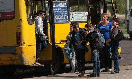 Влітку школярі платитимуть повну вартість проїзду в автобусах