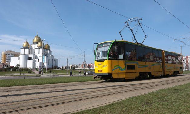 Через зйомки фільму на Сихові можливі затримки у русі трамваїв