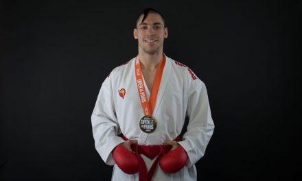 Львів'янин Станіслав Горуна завоював «бронзу» Євро-2018 з карате