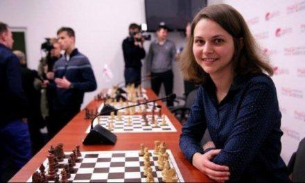 Львів'янка Анна Музичук у трійці кращих шахісток світу