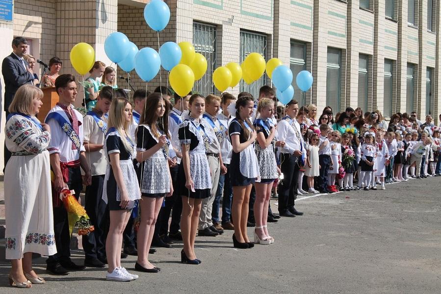 Розклад свята останнього дзвоника у сихівських школах