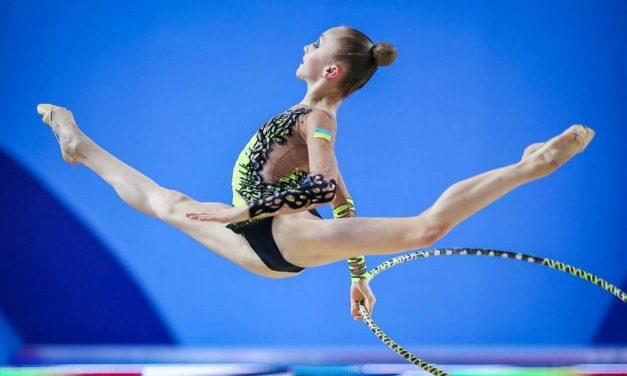Львівська гімнастка перемогла у Всесвітній гімназіаді