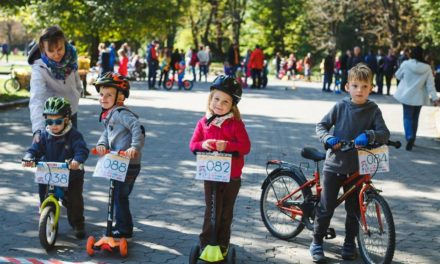 На Сихові відбудуться дитячі велоперегони