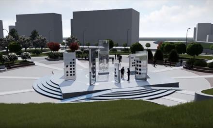 Депутати облради проголосували за встановлення меморіалу Небесній Сотні на Сихові. Візуалізація
