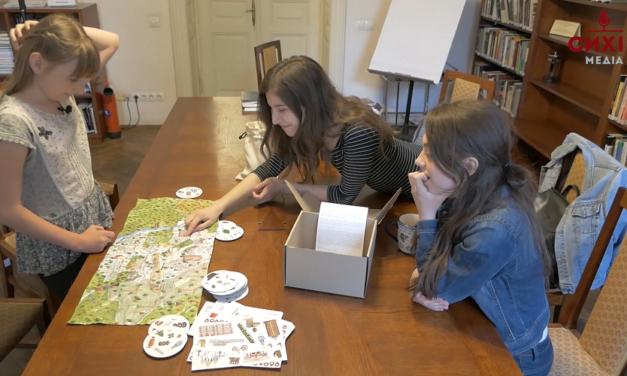 Школярі створили гру про Сихів (ВІДЕО)