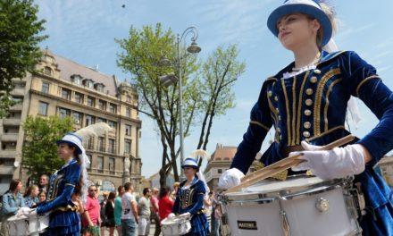 Львів святкує своє 762-річчя. Фоторепортаж