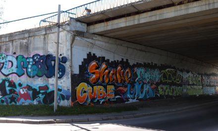 Львів'яни зможуть пропонувати локації для графіті онлайн