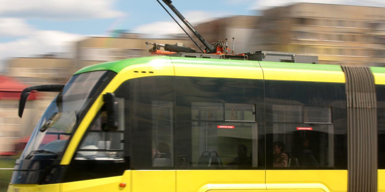 Від сьогодні трамваї у Львові курсуватимуть за новими маршрутами