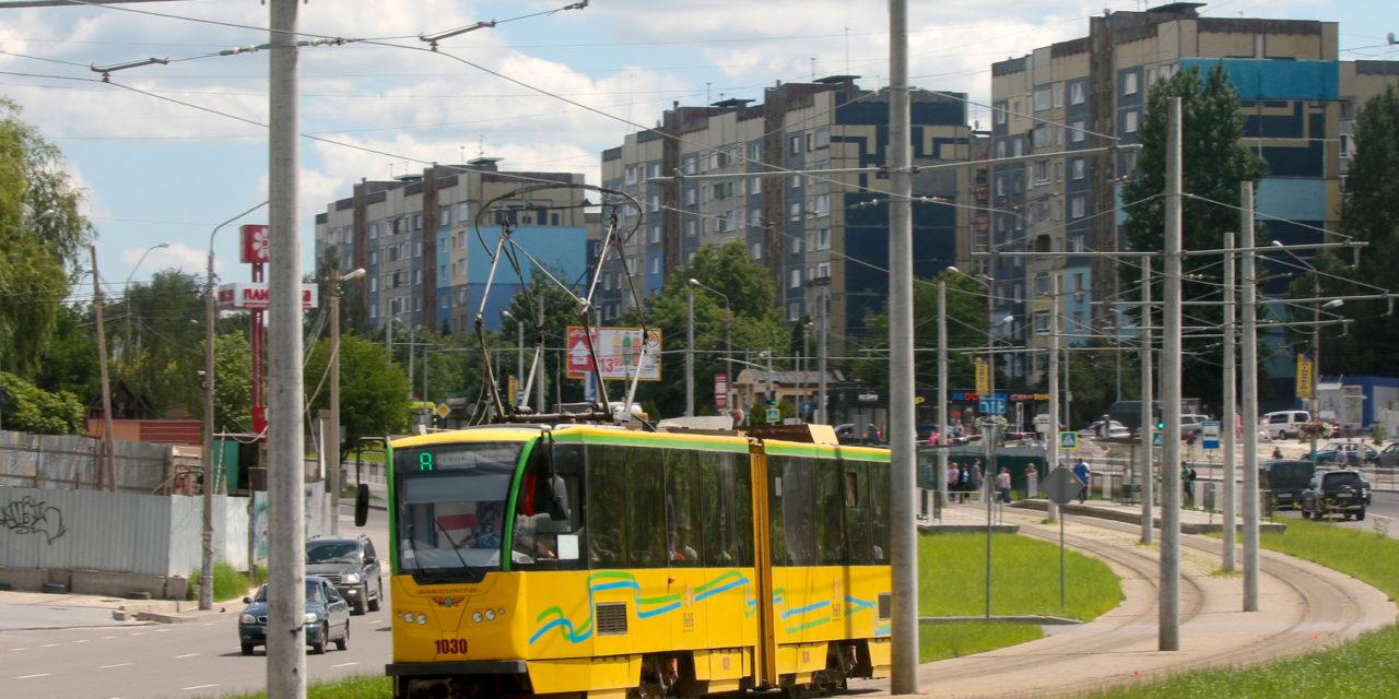 Як може виглядати транспорт Львова з новим брендуванням