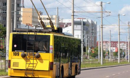 Тролейбусну лінію на Сихові хочуть продовжити до вул. Вернадського