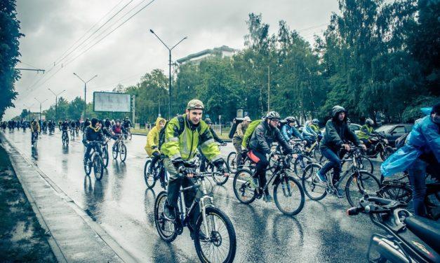 Сьогодні Велодень у Львові — наймасовіший велопробіг.