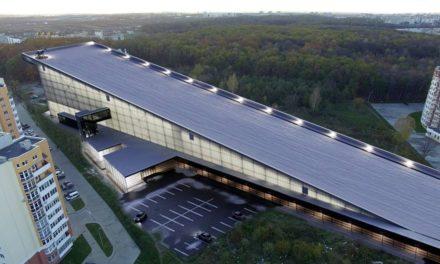Стали відомі деталі проектування Палацу спорту на просп. Червоної Калини