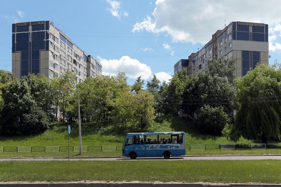 Через проведення півмарафону у Львові не курсуватиме частина транспорту