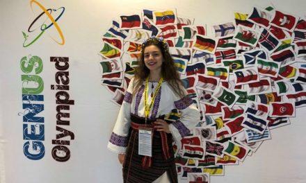 Сихівчанка здобула бронзу на міжнародній Олімпіаді геніїв у США