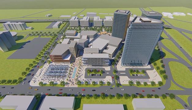 Найбільший в Україні IT-парк з'явиться у Сихівському районі