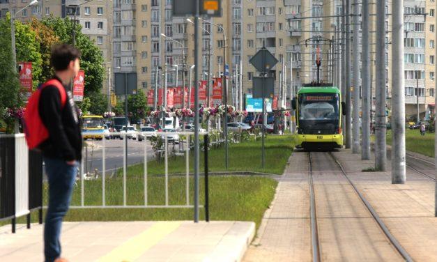 Сьогодні у Львові обмежать рух майже на півсотні вулиць