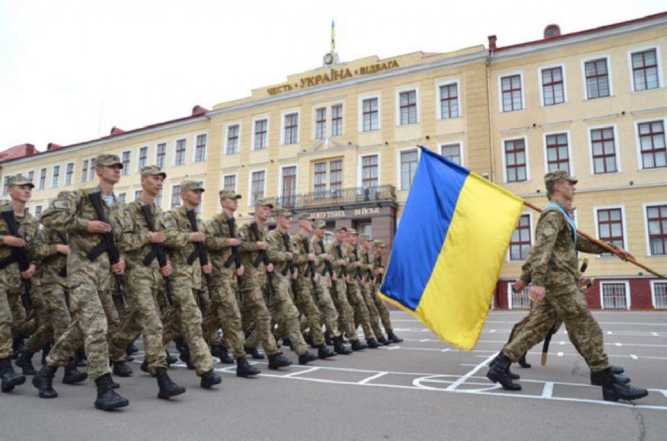 Бійці 80-ї бригади пройдуть урочистою ходою Львовом