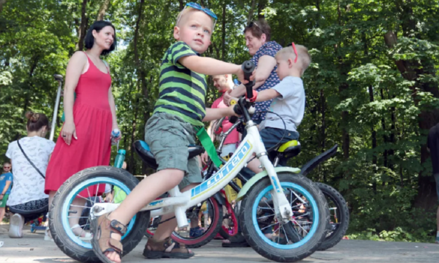 З Сихова до центру міста хочуть облаштувати вело-пішохідний маршрут. Візуалізація