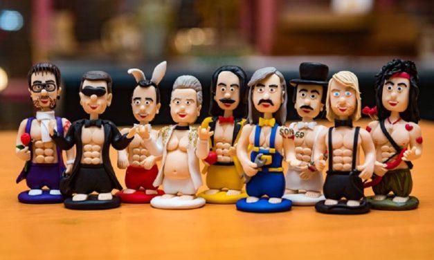 Українець створив міні-фігурки у вигляді Винника, Зіброва та Гіги
