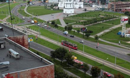 Львів'яни просять облаштувати надземний перехід на проспекті Червоної Калини