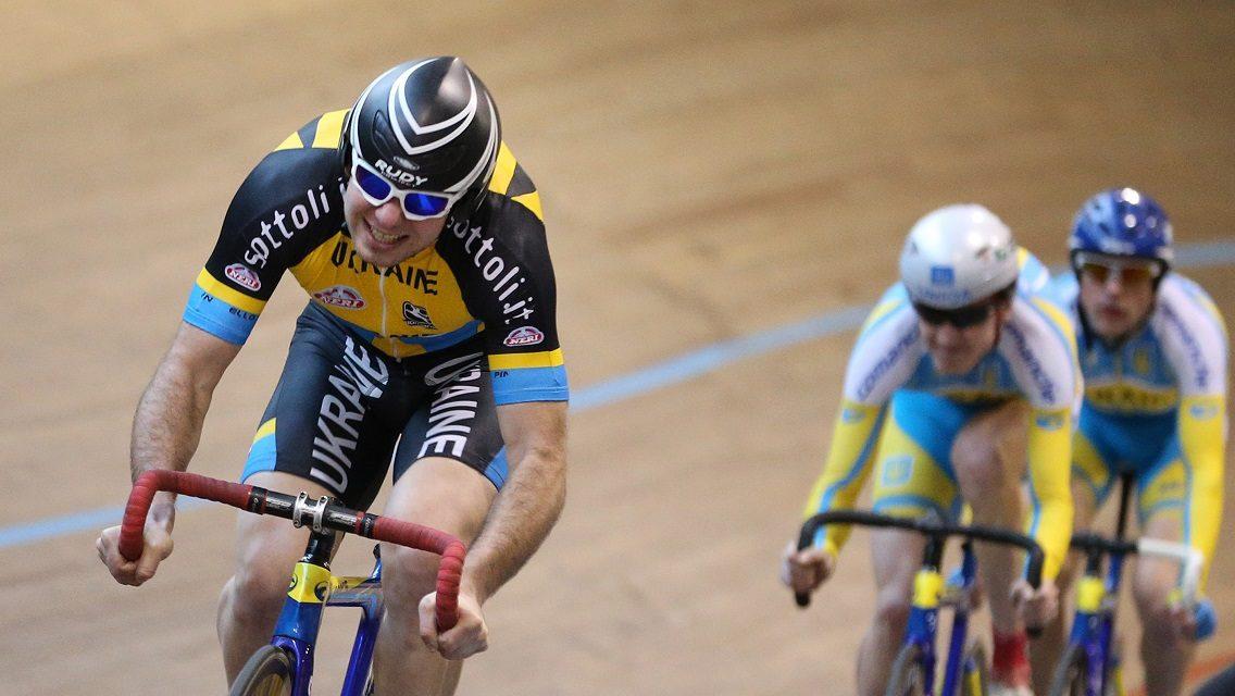 Львів'янин став чемпіоном Європи з велотреку