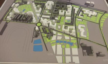 Біля автовокзалу на Стрийській збудують мікрорайон