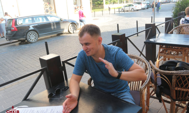 «Якщо вас це драйвить, тоді беріться до справи!». Львівський підприємець про бізнес і майбутню роботу у HoReCa Centre