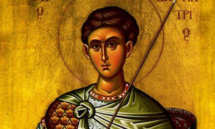 До Львова привезуть чудотворну ікону Димитрія Солунського