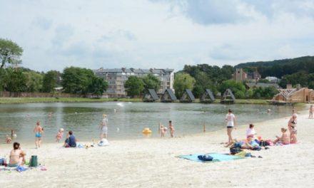 Де офіційно можна купатися біля Львова