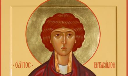 До Львова привезуть мощі великомученика Пантелеймона Цілителя. Розклад богослужінь