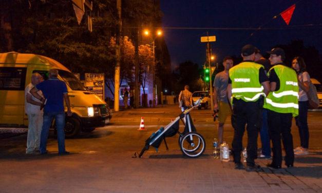 На Сихові шукають свідків ДТП, у якій постраждало немовля