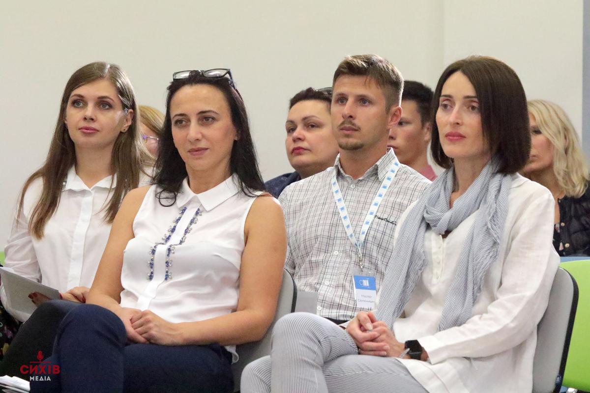 Відкриття IT&Media school_Сихів, 7 вересня 2018