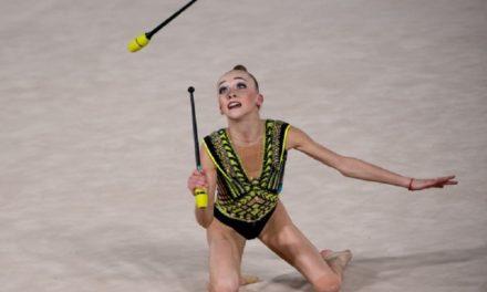Львівська гімнастка виборола срібну медаль на Юнацьких Олімпійських іграх