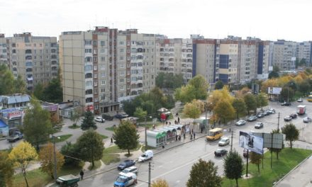 Сихївську вулицю відремонтують та облаштують сквер