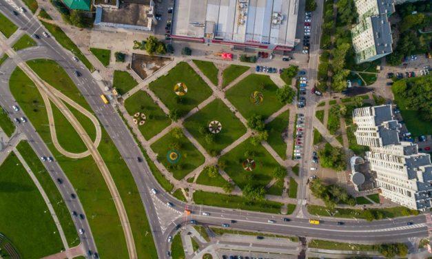 Петиція щодо реконструкції площі Довженка набрала необхідну кількість голосів