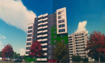 На вулиці Антонича зведуть багатоповерхівку