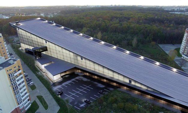 Депутати виділили землю під будівництво Палацу спорту на Сихові