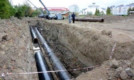 Комунальники ремонтують теплову мережу у Сихівському районі