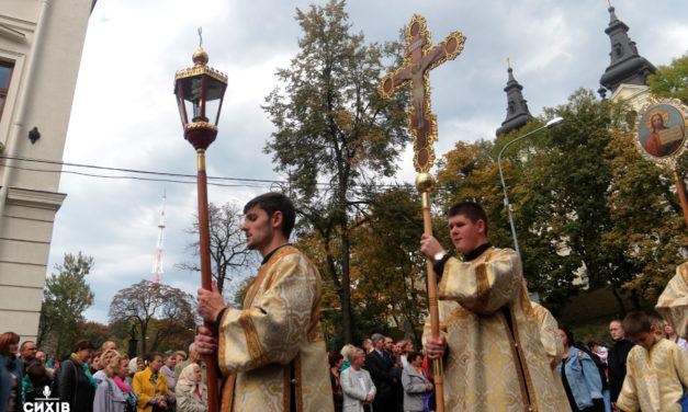 Стали відомі деталі Хресної дороги у Хрестопоклонну неділю