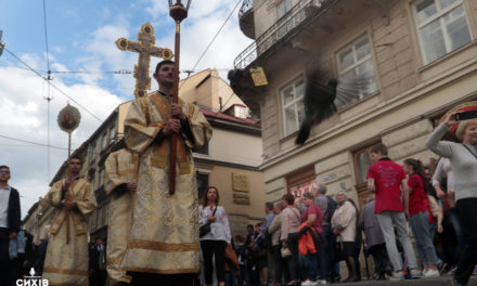 Сихівчан запрошують долучитися до молитовної Хресної дороги