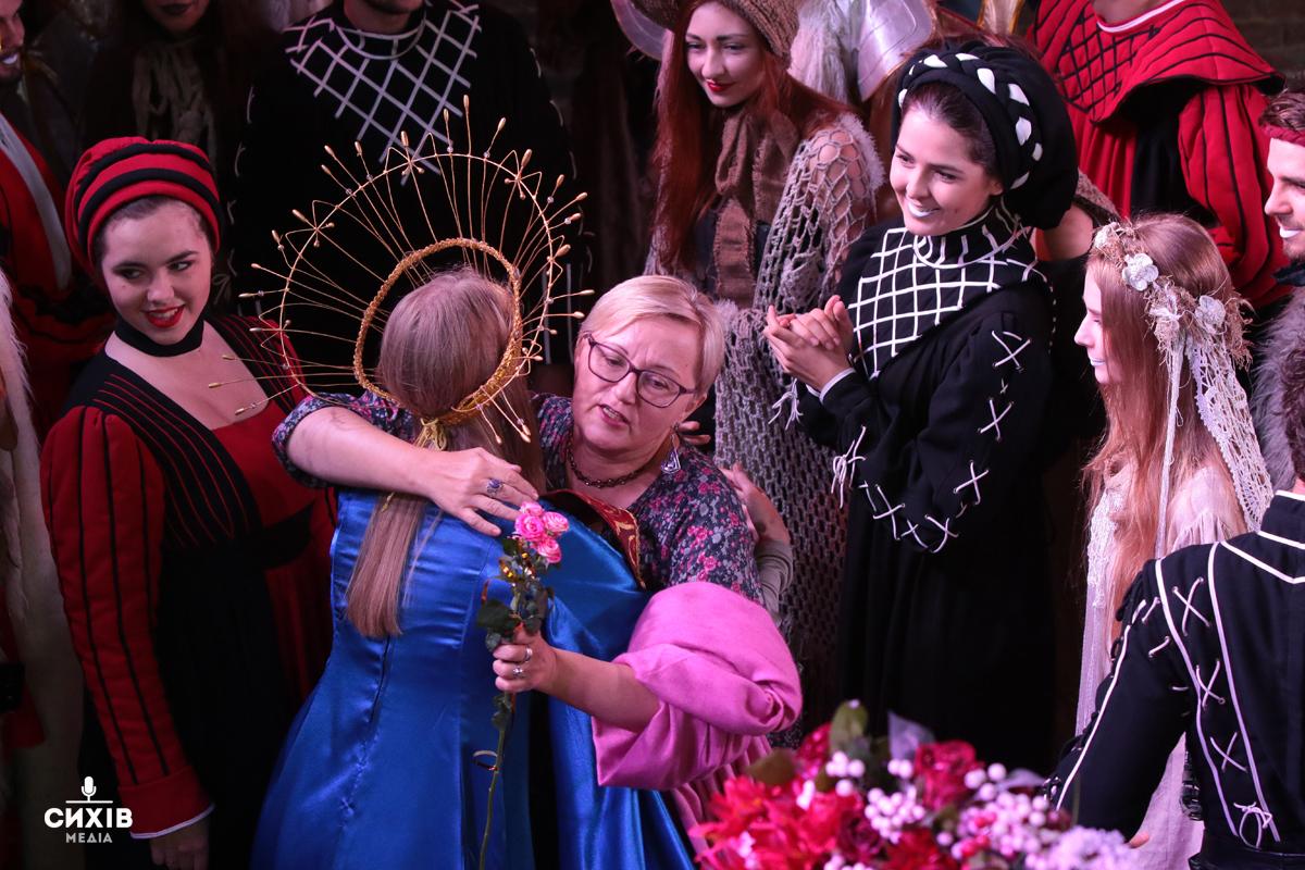 Показ театральних костюмів , фестиваль візуалізаторів, Львів, вул.  Старознесенська, 24 7 жовтня 2018