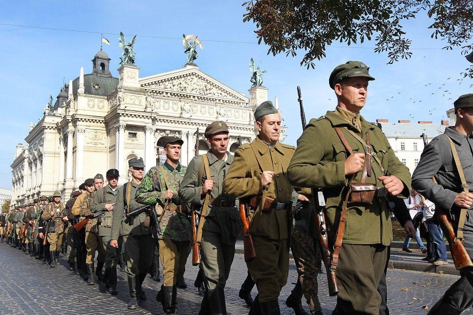 Львовом пройде Марш на честь створення УПА