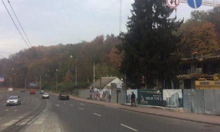 На вулиці Стуса перенесли розворот для автомобілів